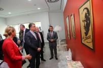 ALÜMİNYUM FOLYO - Küçükçekmece Halk Eğitim Merkezi Yılsonu Sergisi Açıldı