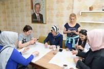 BUHARA - Kursiyerler İhtiyaç Sahipleri İçin Mantı Büktü