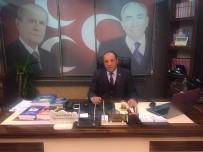 MIHENK TAŞı - MHP İl Başkanı Karataş'tan 3 Mayıs Milliyetçiler Günü Mesajı