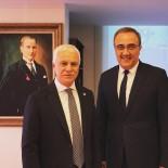 GÖKHAN KARAÇOBAN - Milletvekili Aday Adayı Karaçoban'ın Ankara Temasları