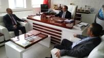 SEMT PAZARLARı - Milletvekili Aday Adayı Unat'tan Akçadağ'a Ziyaret