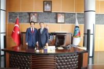 RECEP YıLDıRıM - Milletvekili Aday Adayları Başkan Alemdar'a Misafir Oldu