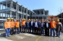 ÇÖP KONTEYNERİ - Muratpaşa, Ürettiği Çöp Konteynerlerini Belediyelere Satıyor