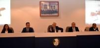 ADLİYE BİNASI - Salihli Belediye Meclisi Mayıs Ayı Toplantısını Yaptı