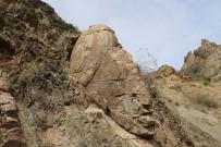 SALYANGOZ - Salyangoz Görünümlü Kaya