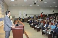 İBRAHIM HALıCı - Selçuk'ta 'Tarım, Ekonomi Ve Modernizasyon' Konferansı Yapıldı