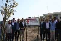 SERDİVAN BELEDİYESİ - Serdivan'da Fidanlar Toprakla Buluştu