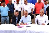 HÜSEYIN YAŞAR - Seyhan Belediyesi'nde İşçilere 2 Yılda Yüzde 65'E Varan Zam