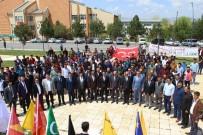 FAŞIST - Sivas'ta Türkçülük Günü Yürüyüşü