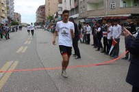 AHMET ARİF - Siverekli Öğrenciler Kudüs İçin Koştu