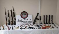 İHALEYE FESAT - Suç Örgütünün 8 Üyesi Tutuklandı