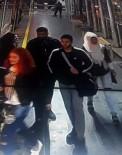 SAMSUNSPOR - Tramvayda insanlık dersi veren gencin yeni görüntüleri ortaya çıktı!