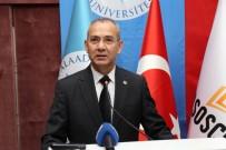 TALIM VE TERBIYE KURULU - Türkiye'nin En Büyük Sosyal Bilimler Sempozyumu Antalya'da Başladı