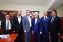 ET İTHALATI - Türkiye'nin Kırgızistan'dan Et İthalatı İle İlgili Çalışmalar Sürüyor
