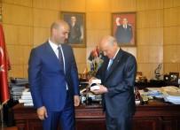 DEVLET BAHÇELİ - Ülkü Ocakları Genel Başkanı Kılavuz MHP'den Milletvekilli Aday Adayı Oldu