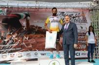 TÜRKIYE BISIKLET FEDERASYONU - Uluslararası Mezopotamya Bisiklet Turu'nun Birinci Etabı Mardin'de Tamamlandı