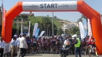 TÜRKIYE BISIKLET FEDERASYONU - Uluslararası Mezopotamya Bisiklet Turu Şanlıurfa'da Start Aldı