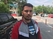 PAZARKULE - Yunan Askerlerin Gözaltına Aldığı Kepçe Operatörünün Oğlu Konuştu
