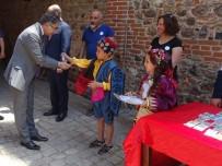 Zeytin Dalı Sanat Sergisi Açıldı