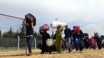CİLVEGÖZÜ SINIR KAPISI - 18 Bin Suriyeli Bayram İçin Ülkesine Gitti