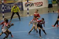 DINDAR - 2018 Kadınlar Avrupa Hentbol Şampiyonası Açıklaması Türkiye Açıklaması 17 - İspanya Açıklaması 22