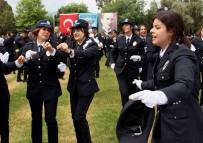 POLIS MESLEK YÜKSEKOKULU - 653 Polis Adayı Mezuniyetlerini 'Erik Dalı' İle Kutladı