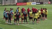 CENEVRE - A Milli Futbol Takımı'nda Tunus Maçı Hazırlıkları