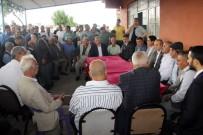 AK Parti Genel Başkan Yardımcısı Mehdi Eker, Sur İlçesine Bağlı Köyleri Ziyaret Etti
