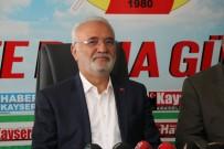 GENEL BAŞKAN ADAYI - AK Parti Grup Başkanvekili Mustafa Elitaş Açıklaması