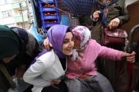 AK Parti Milletvekili Adayı Bahar Ayvazoğlu İlgiden Memnun
