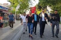 ALPAY ÖZALAN - Alpay Özalan'dan Foça Çıkarması