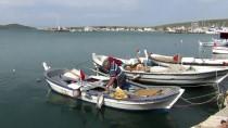 GÖKHAN GÖRGÜLÜARSLAN - Ayvalık'ta Balıkçı Teknesinin Batması
