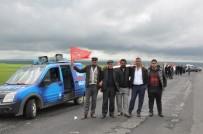 Bakan Ahmet Arslan, Partisinin Arpaçay Ve Akyaka Seçim Koordinasyon Merkezlerinin Açılışını Yaptı