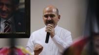 Bakan Süleyman Soylu İlk Kez Oy Kullanacak Olan Gençlerle Buluştu