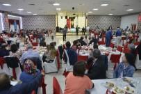AHMET ATAÇ - Balkan Göçmenleri Tepebaşı İftarında
