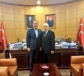 Başkan Sözlü'den Bahçeli'ye Ziyaret