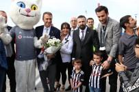 FERİT MELEN - Beşiktaş Başkanı Fikret Orman Van'da