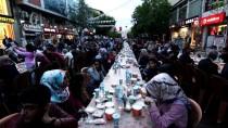 CEVDET YILMAZ - Bingöl'de 6 Bin Kişi İftar Açtı