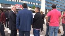 MEHMET ACAR - Birlik Haber-Sen TRT Şube İzmir'deki Saldırıyı Protesto Etti