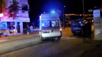 HÜSEYIN ÖNER - Burhaniye De İki Aile Arasında Kavga Açıklaması 7 Yaralı