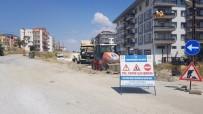 YENIKENT - Büyükşehir Söke'de Üst Yapı Çalışmalarına Devam Ediyor