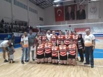 ÇEKMEKÖY BELEDİYESİ - Çekmeköy'ün Kızları; Samsun'da Tarih Yazdı