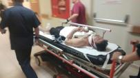 Damadını Bıçaklayan Kayınbaba Tutuklandı