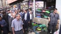 DEVLET SU İŞLERİ GENEL MÜDÜRLÜĞÜ - 'Ekonomi Kötü Diyenlerin Çarşı Pazarı Gezmesi Lazım'