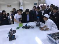 Eleşkirt'te Geleceğin Bilim Adamları İlk Çalışmalarını Sergiledi