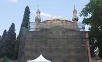 PADIŞAH - Emirsultan Cami Ve Türbesinde Restorasyon Çalışmaları Başladı