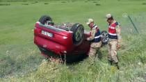 Erzincan'da Trafik Kazası Açıklaması 3 Yaralı
