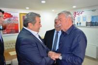 KURUCUOVA - Fendoğlu Doğanşehir'deydi