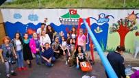 HAYATA DÖNÜŞ - Gönüllü Kadınlar, Kadın Açık Cezaevini Çocuklar İçin Renklendirdi