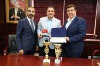 MEHMET KAPLAN - GTO'dan Şampiyon Hokeycilere Tebrik